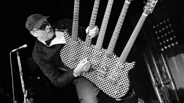 Interview with Cheap Trick's Rick Nielsen