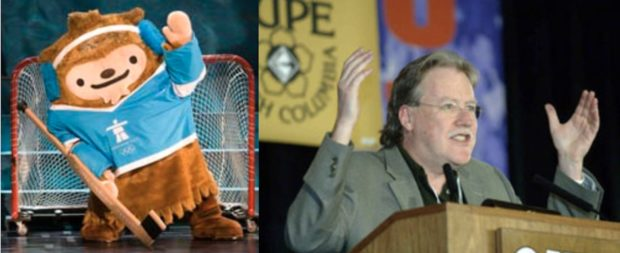 Separated at Birth? Sinclair and Quatchi