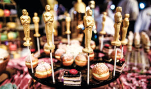 88th Academy Awards Governors Ball Press Preview, Los Angeles, America - 18 Feb 2016