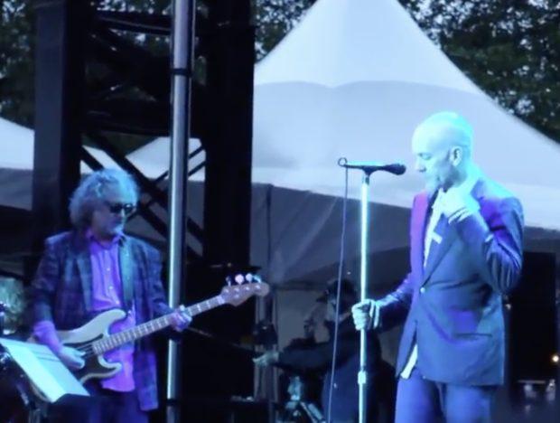 R.E.M. at Gooseshit Lake