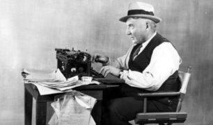 Newspaper-reporter