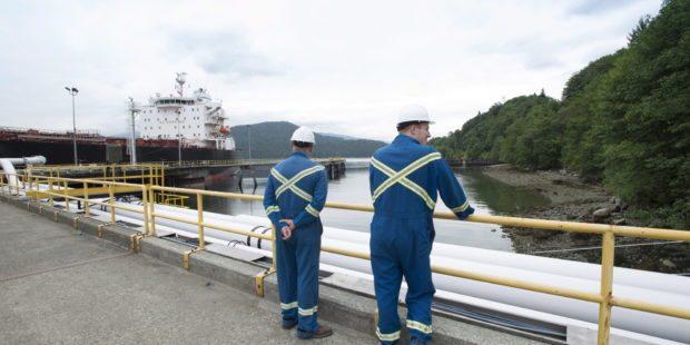 Vancouver is ground zero on Canada's energy debate