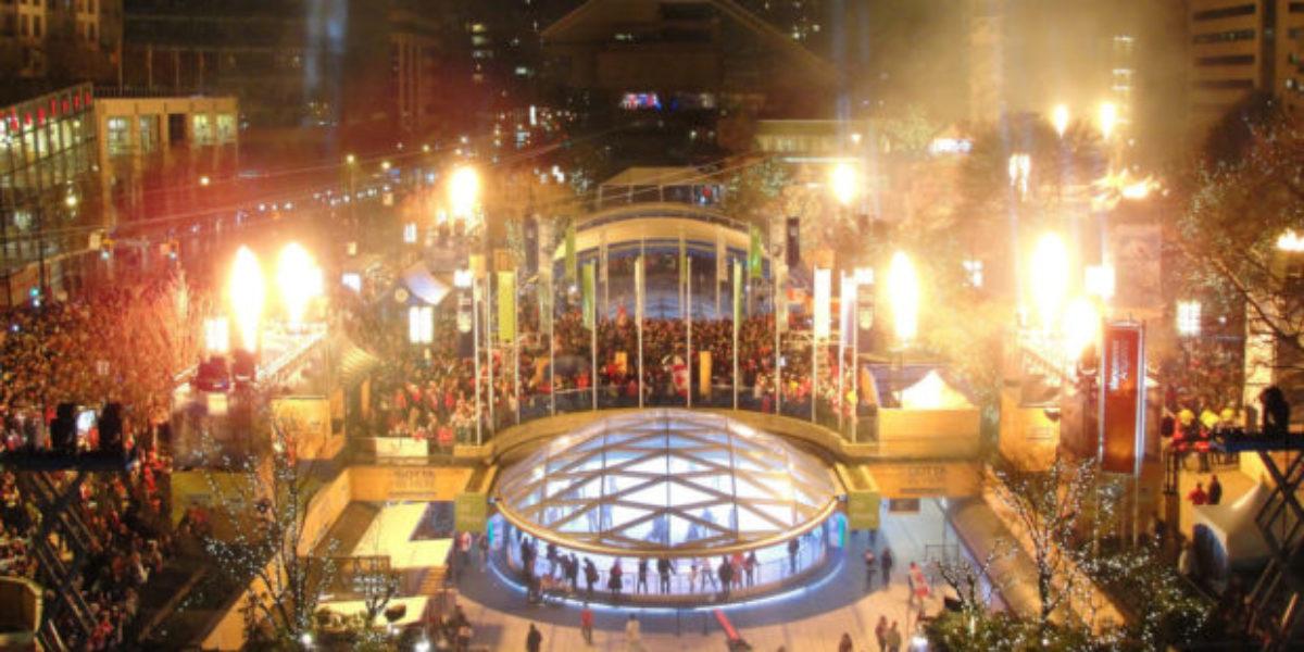 Robson Square Celebration