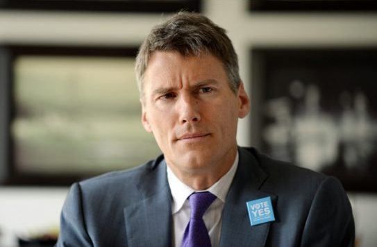 Gregor Robertson: photo credit, Vancouver Metro