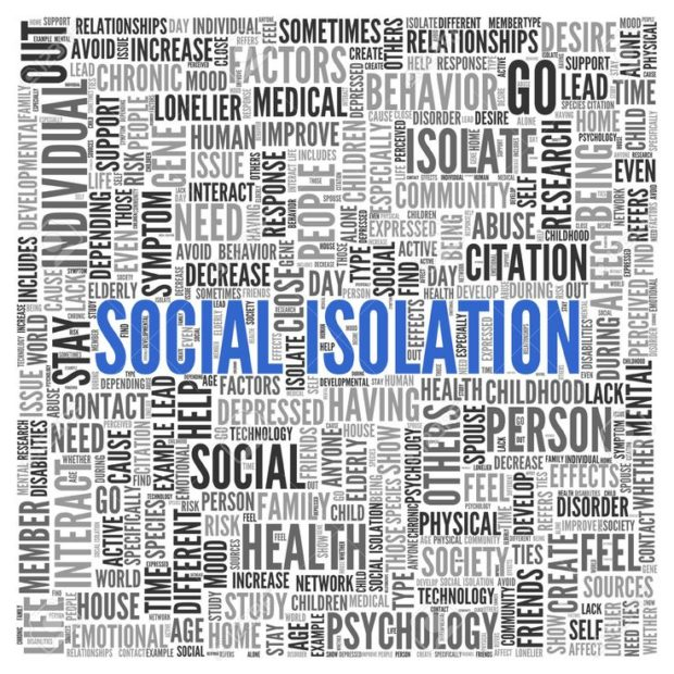What can we do about social isolation?