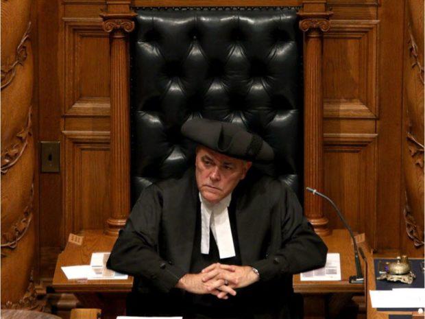 Darryl Plecas 'Mutiny' Distracts From B.C. Liberal Leadership