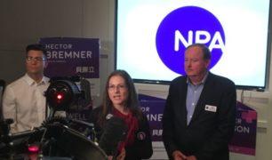 Hector Bremner Lisa Dominato Fraser Ballantyne