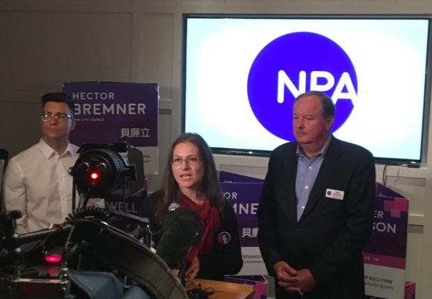 A few thoughts on Vancouver's by-election results