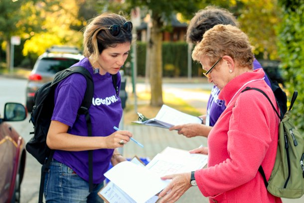 leadnow volunteer