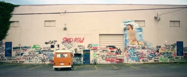 Graffiti and the Legend of Little Mountain Sound