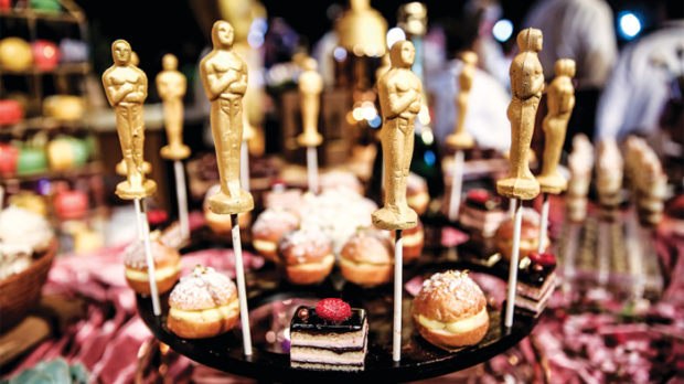What if you had an Oscar Party and nobody showed up?