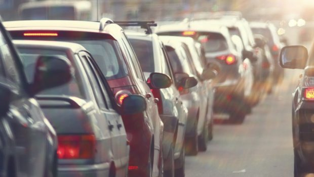 School commutes adding to chronic traffic congestion